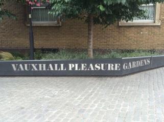 Tea House Theatre Vauxhall Station