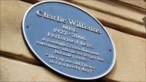 Charlie Williams
