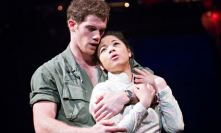 Miss Saigon at the Prince Edward Theatre