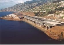 Difficult landings at Funchal Airport