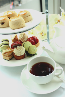 Lancaster London Afternoon Tea (2)