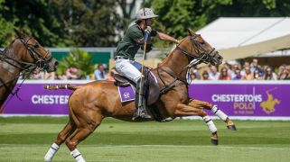 Chestertons Polo In The Park, Action LR