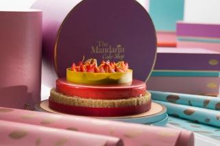 The Mandarin Cake Shop_Cake