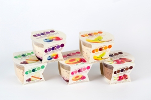Cuckoo Group Shot - Individual Flavours x1 Stacked