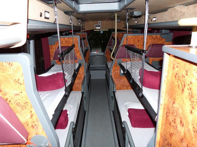 Our First Megabus Gold Experience (Edinburgh to London ...