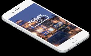 iPhone-6-Isometric-view-Mockup London
