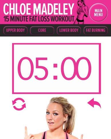 Fitnessfondueapp