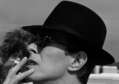 David Bowie Michael Haddi