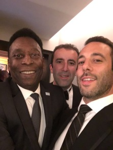 Director of Sopwell House, Rafi Bejerano -at England Footballers Foundation Charity Event 4