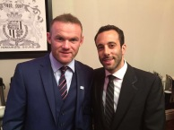 Director of Sopwell House, Rafi Bejerano -at England Footballers Foundation Charity Event 7