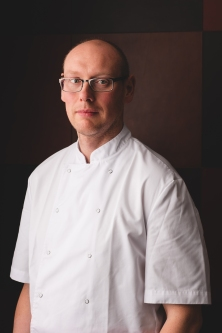Steve Smith, Head Chef at Bohemia