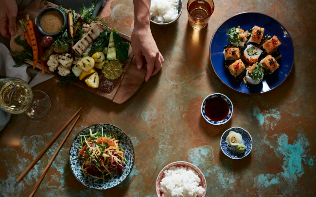 P. F. Chang's brings dramatic new Asian Table concept to London